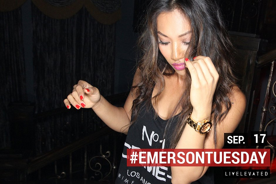 emersonTuesday, We Own The Night, Tuesday at the Emerson Theatre