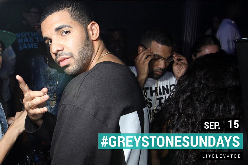 Nothing Was The Same, GreyStoneSundays at GreyStone Manor