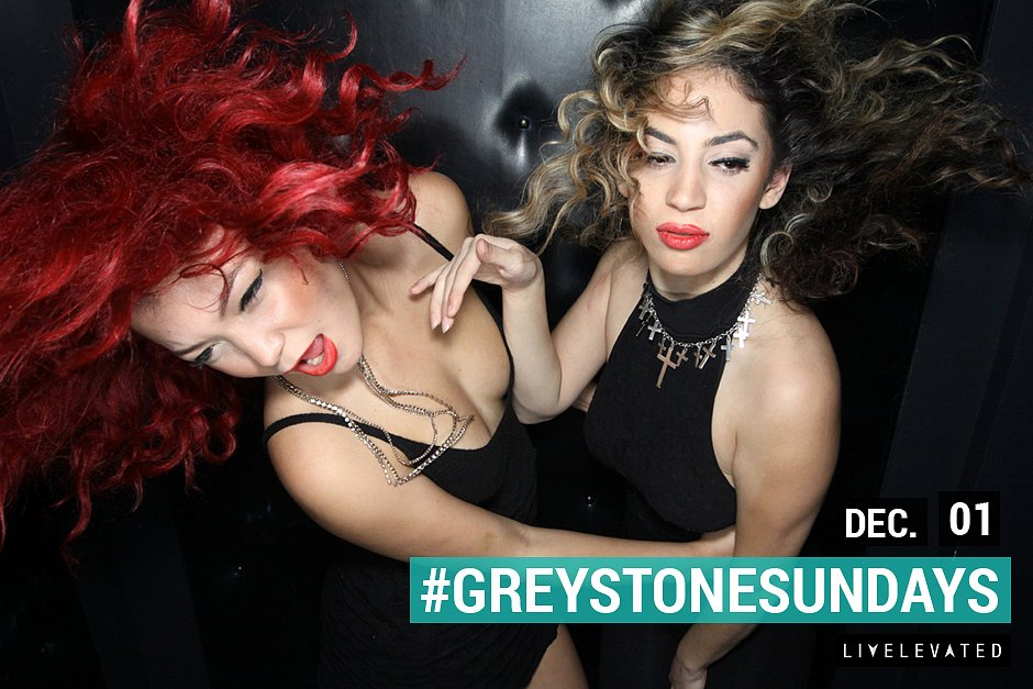 Wild For The Night, GreyStoneSundays at GreyStone Manor