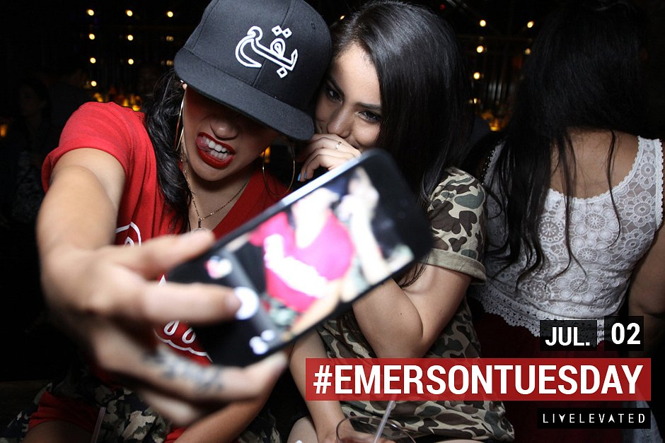 Things Are Heating Up, Tuesday. at the Emerson Theatre