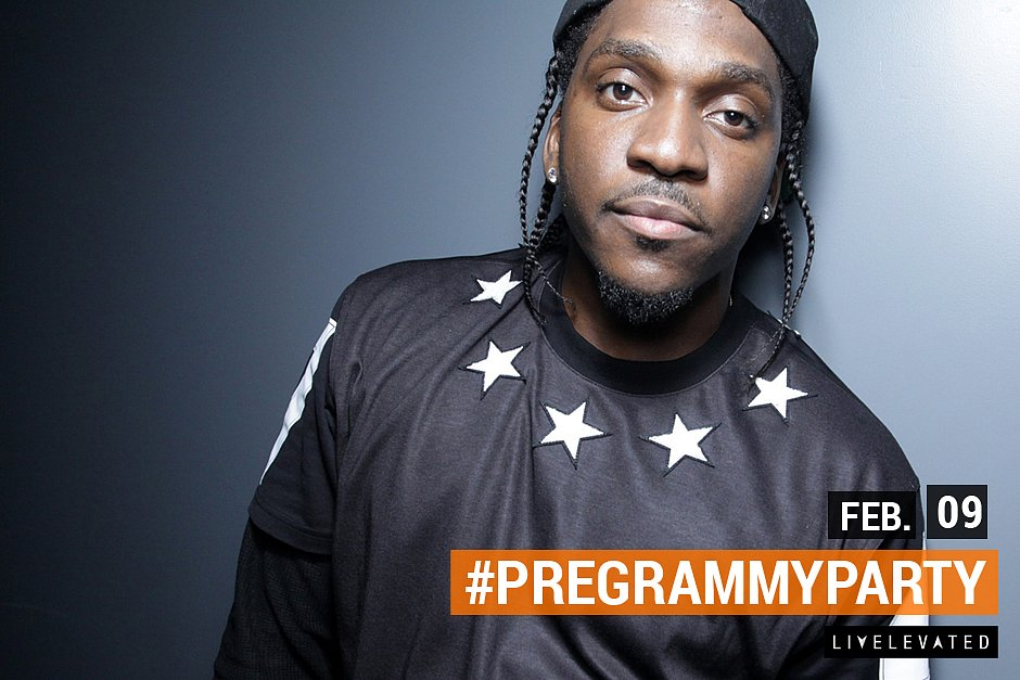 Grammy Pre-Party w/ Pusha-T at the Emerson Theatre