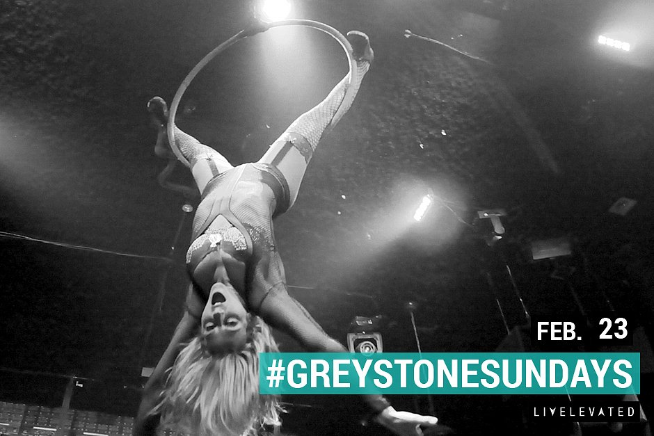 Top Billin, GreyStoneSundays at GreyStone Manor
