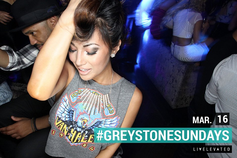 The Heat Is Rising, GreyStoneSundays at GreyStone Manor