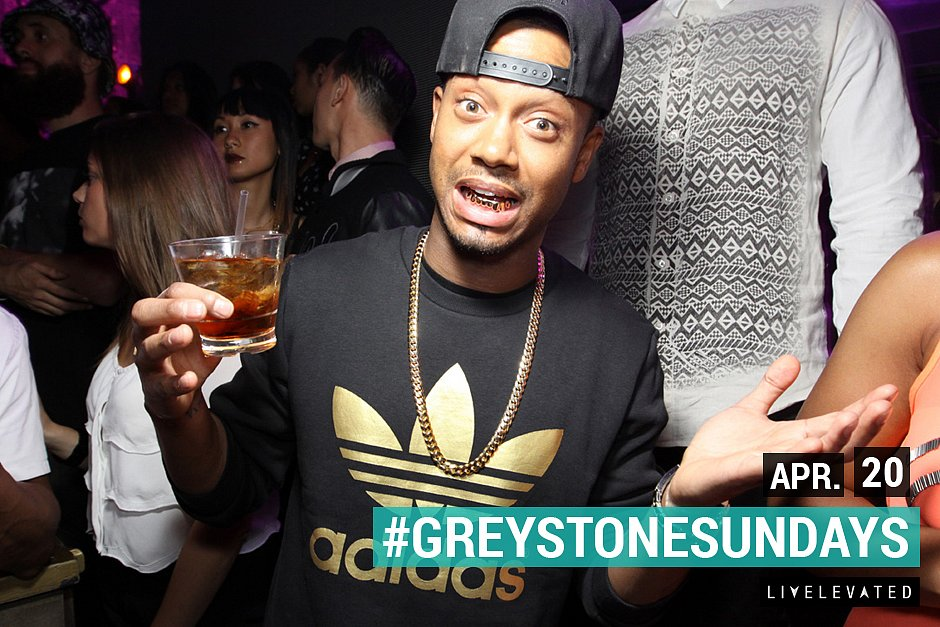 The TJ Turn Up, GreyStoneSundays at GreyStone Manor