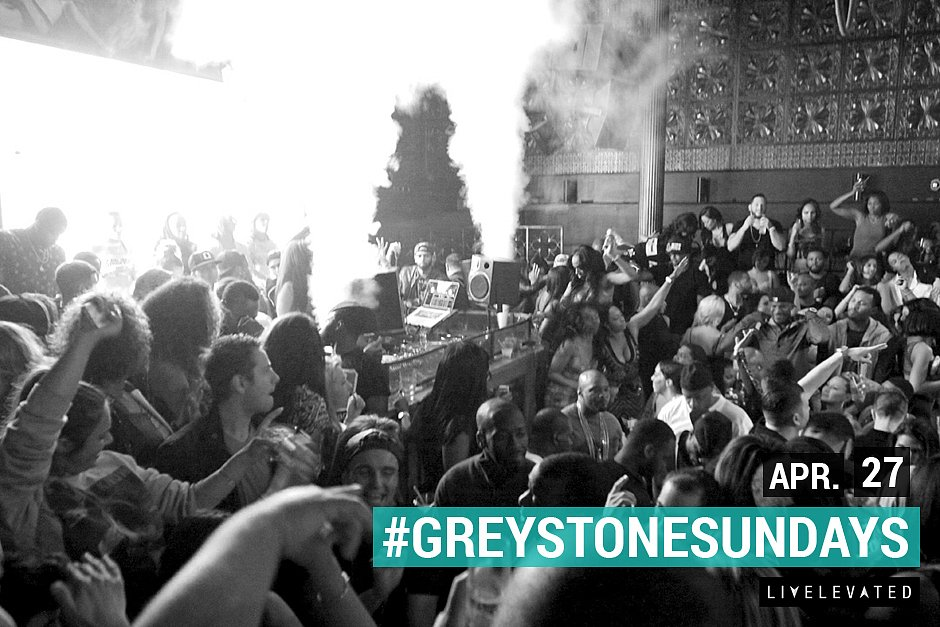 Causing Some Trouble, GreyStoneSundays at GreyStone Manor