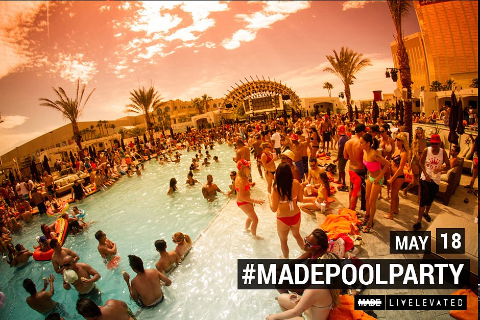 So Bad It's Good, MADEsundays at Daylight Beach Club, Las Vega