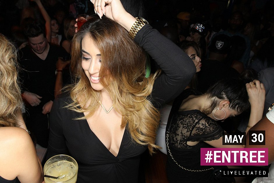 Cheers To The Weekend, Entree Friday's at Hooray Henry's