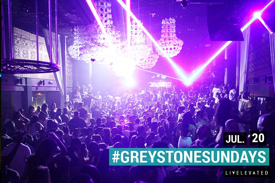 The Streak Lives On, GreyStone Sunday's at GreyStone Manor