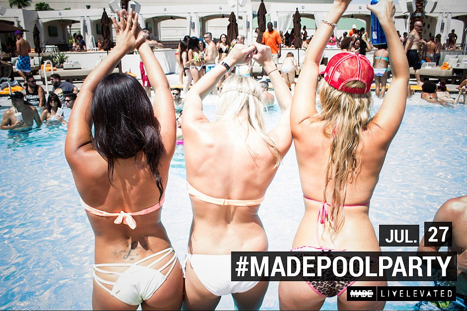 Three's Company, MADEsundays at Daylight Beach Club