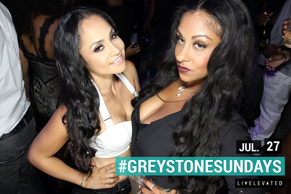 The Heat Wave, GreyStone Sunday's at GreyStone Manor