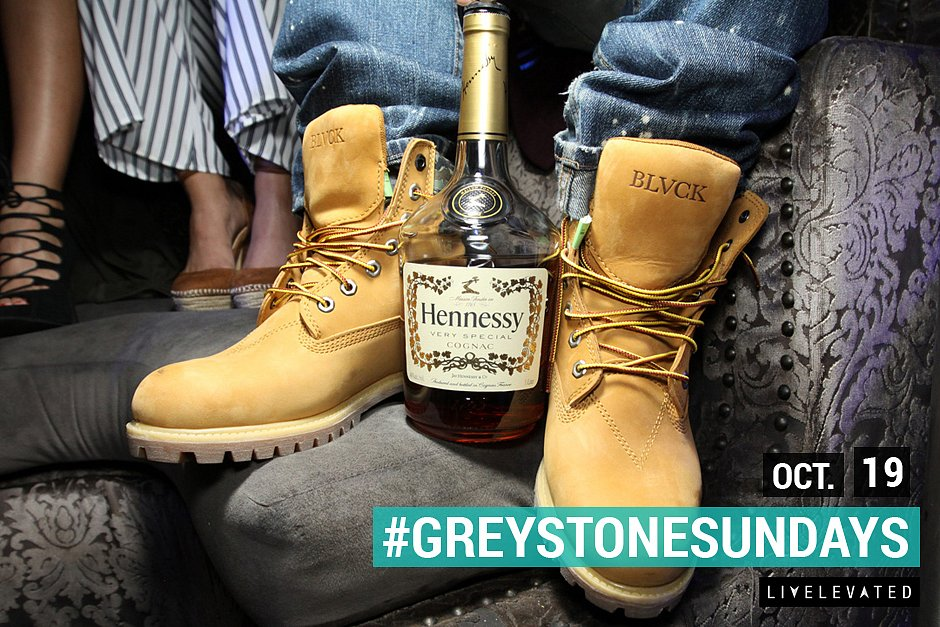 Stomping On Couches, GreyStoneSunday's at GreyStone Manor