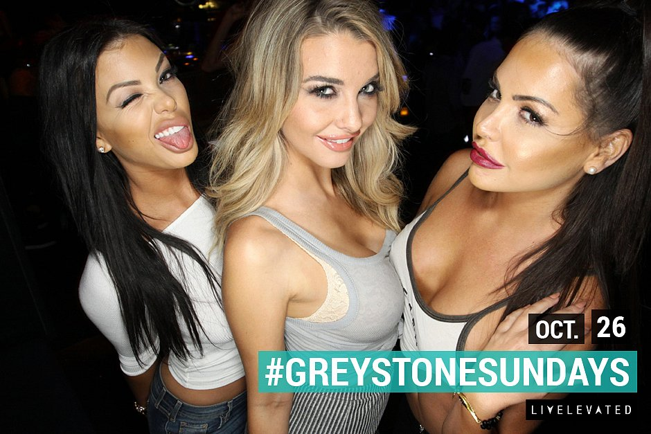 A Little Wild, GreyStoneSundays at GreyStone Manor
