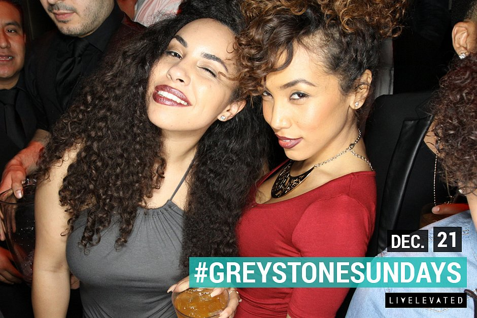 Naughty & Nice, GreyStone Sunday's at GreyStone Manor