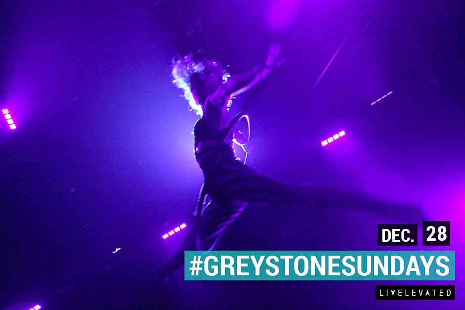 Free Falling, GreyStoneSunday's at GreyStone Manor