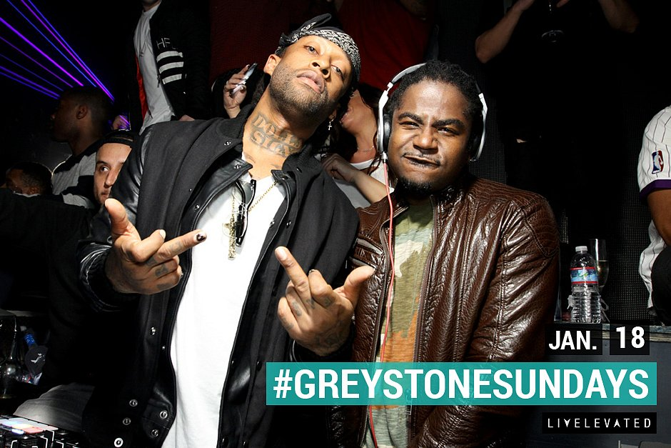 Mix Masters, GreyStone Sunday's at GreyStone Manor