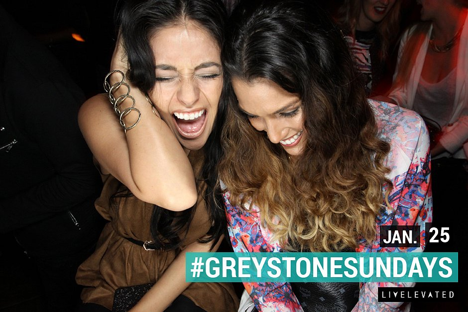 Winter In Los Angeles, GreyStone Sunday's at GreyStone Manor