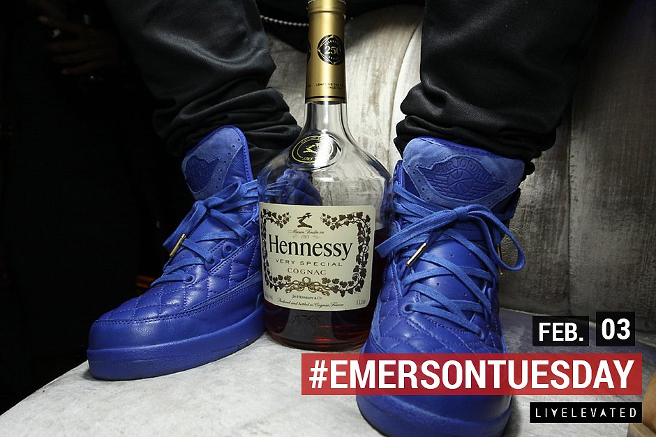 Hype With Some Henny, Tuesday. at the Emerson Theatre