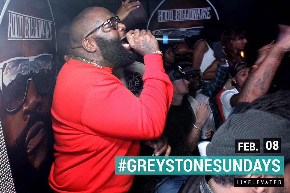 Still Winning, GreyStone Sunday's at GreyStone Manor