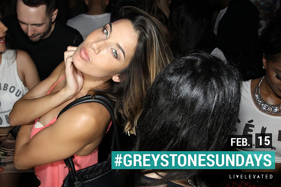 Sitting Sideways, GreyStoneSundays at GreyStone Manor