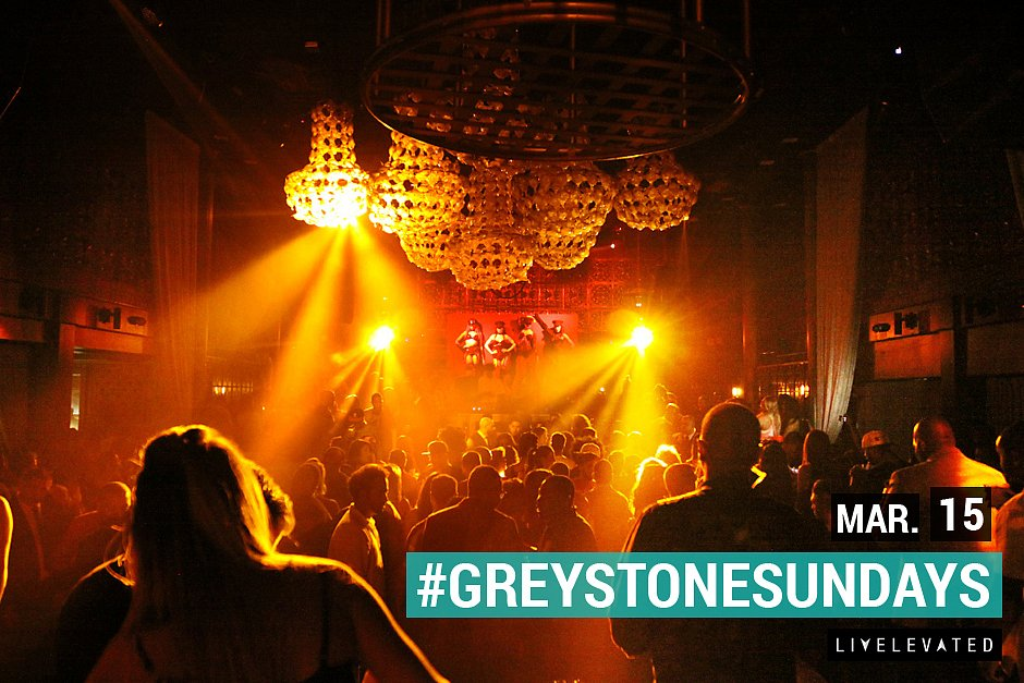 All Day, All Day, GreyStoneSundays at GreyStone Manor