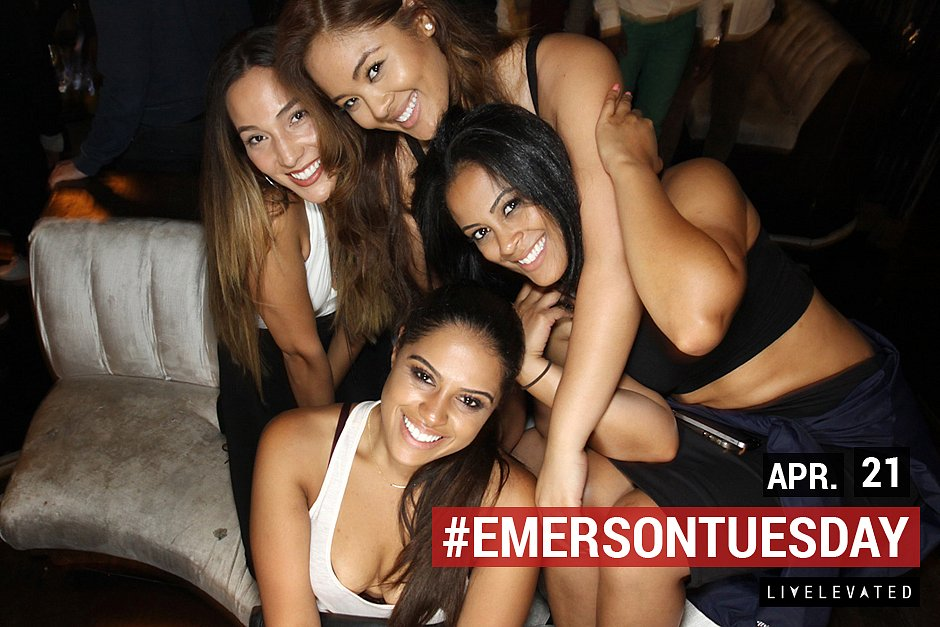 All Smiles, Tuesday at the Emerson Theatre