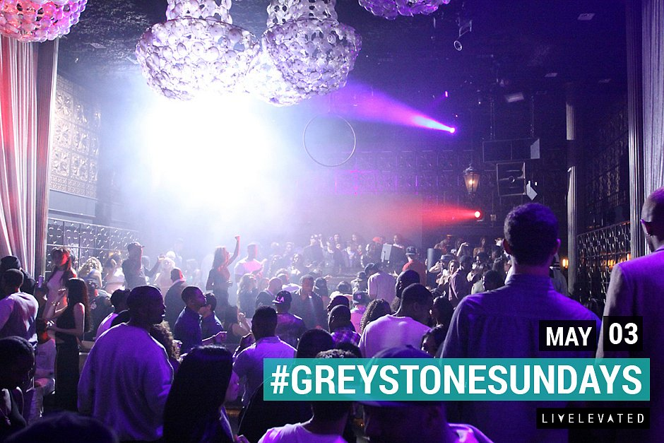 In The Wind, GreyStoneSundays at GreyStone Manor