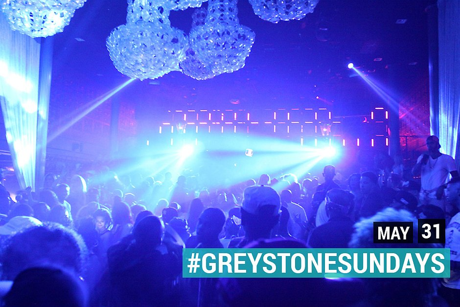 Blast Off, GreyStoneSundays at GreyStone Manor