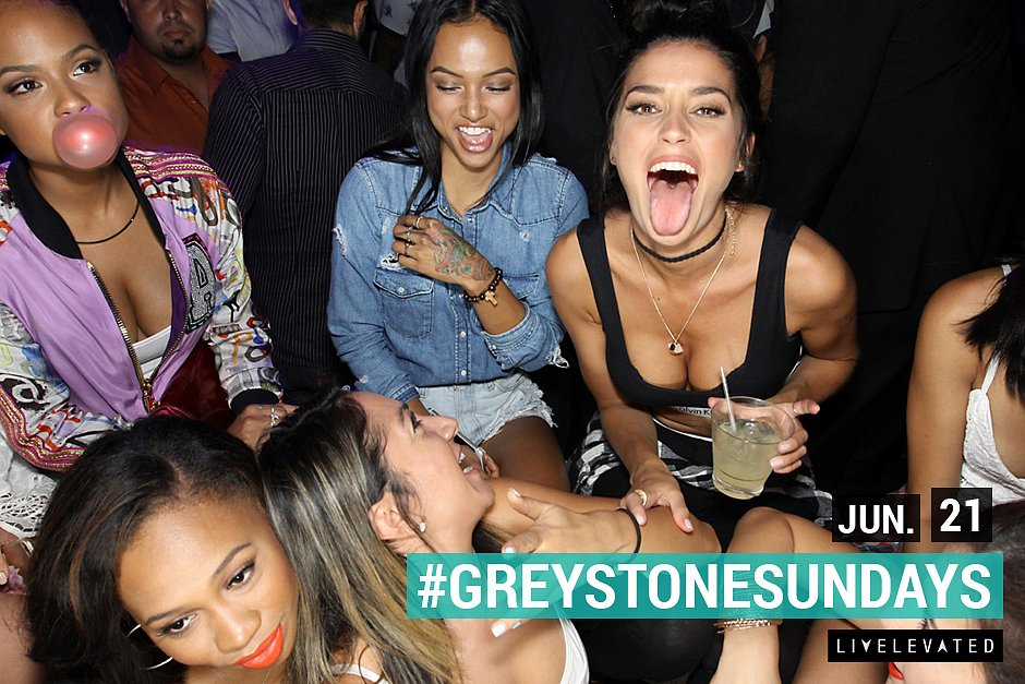 Hot N Fun, GreyStoneSundays at GreyStone Manor