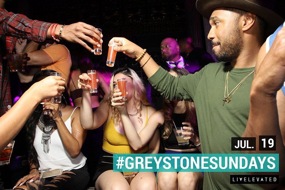The World Is Yours, GreyStoneSundays at GreyStone Manor