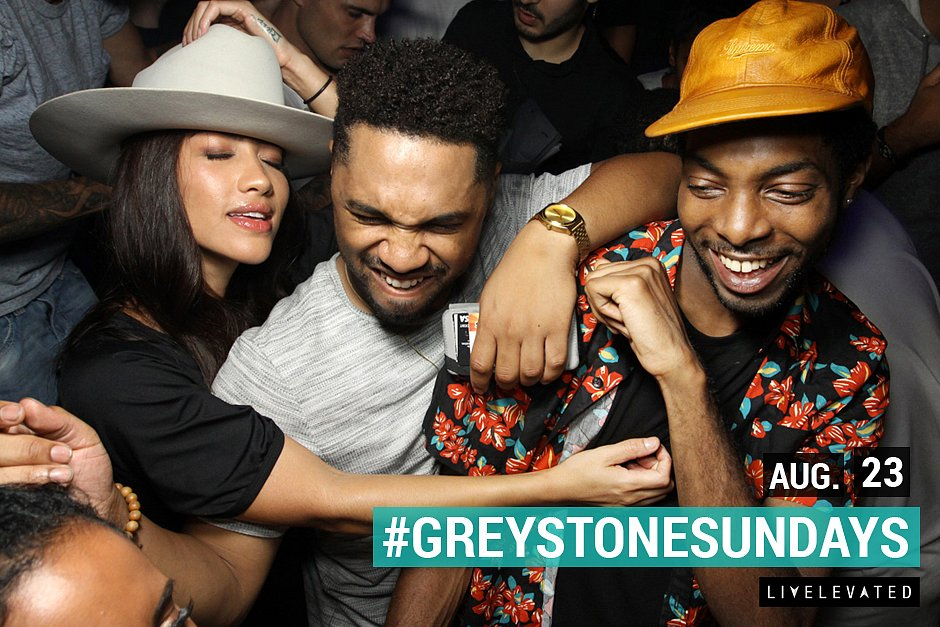 Point Of Impact, GreyStoneSundays at GreyStone Manor