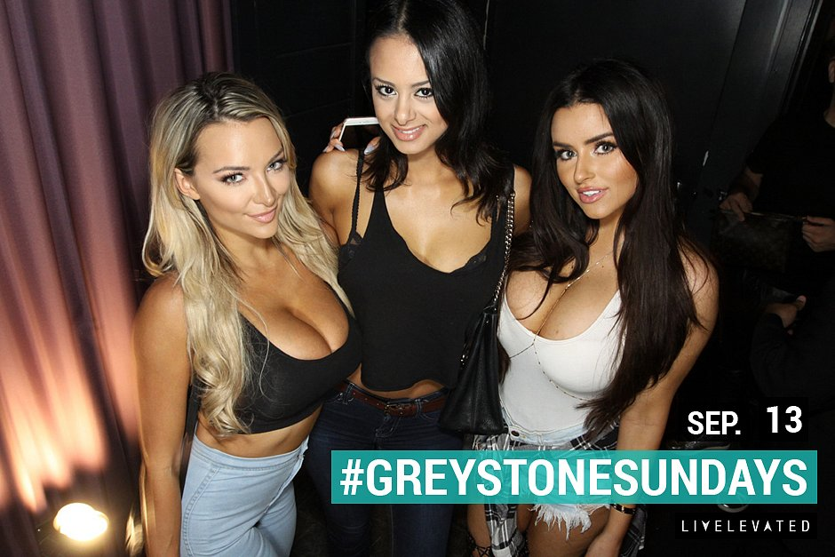 Hot & Heavy, GreyStoneSundays at GreyStone Manor