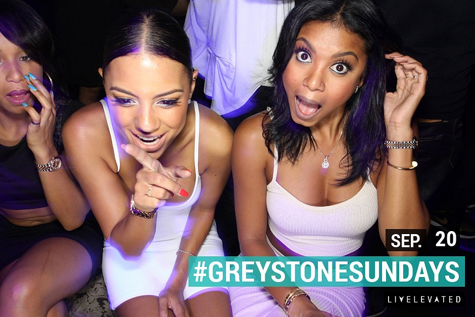 Got You!, GreyStoneSundays at GreyStone Manor
