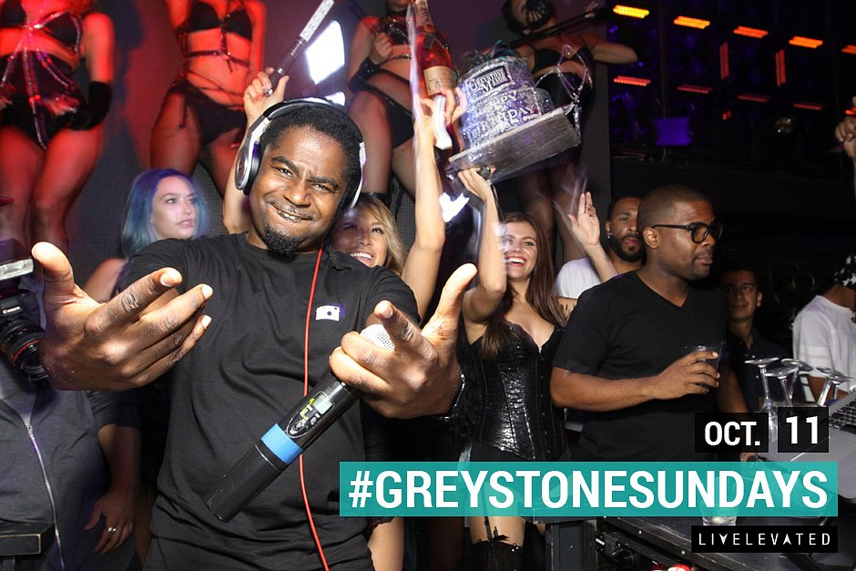 A True Master, GreyStonSundays at GreyStone Manor