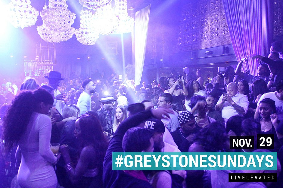 The Begening Of The End, GreyStoneSundays at GreyStone Manor