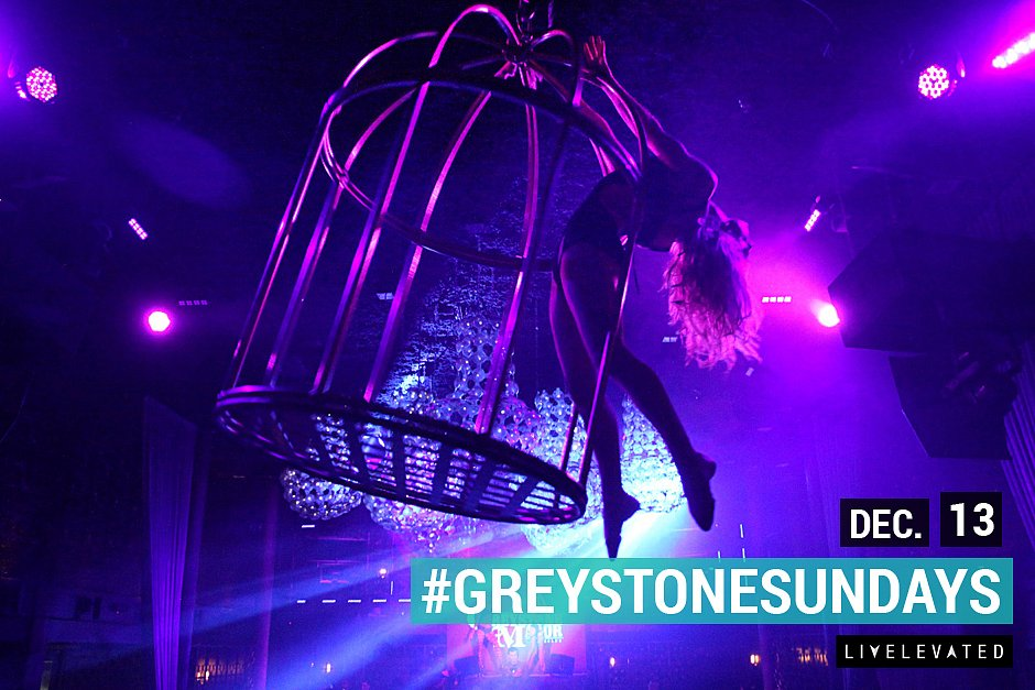 The Final Countdown, GreyStoneSundays at GreyStone Manor
