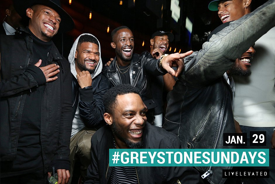 Greystone Sundays at Nightingale Plaza, January 29, 2017