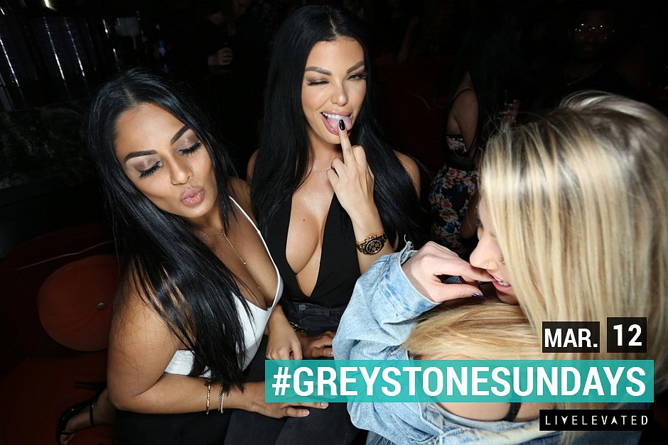 Middle Fingers Up, Greystone Sundays at Nightingale Plaza