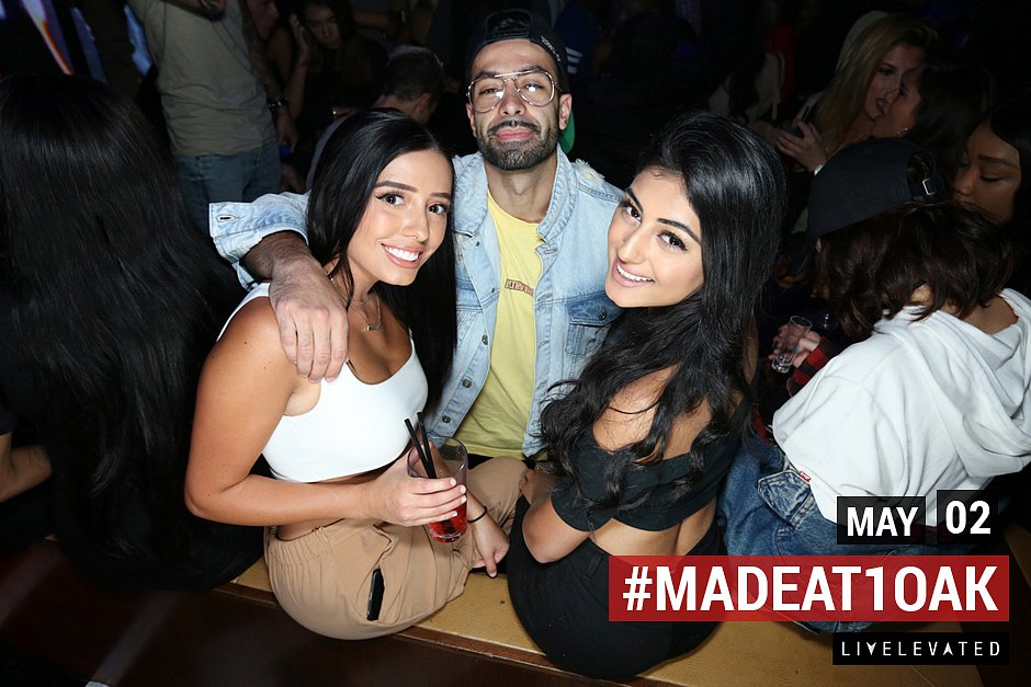On A Tuesday, MADE at 1Oak Nightclub