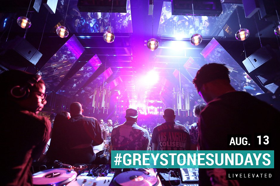 Club Vision, Greystone Sundays at Nightingale Plaza