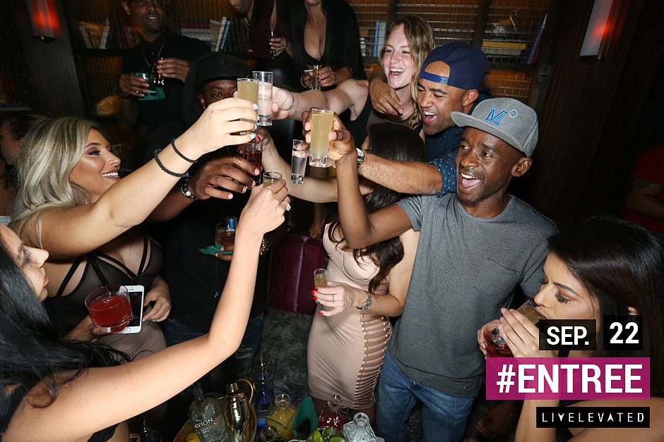 Cheers To The Weekend, ENTREE Fridays at Poppy Nightclub